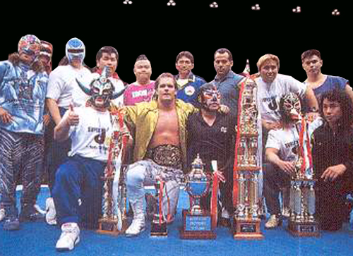 The Super J-Cup 1994 had a stacked field of in-their-prime junior heavyweights, many of whom would later on go to achieve even larger sale success.